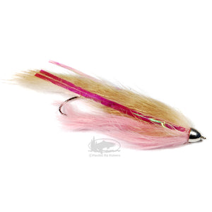 Dolly Llama - Tan & Flesh - Streamer Fly