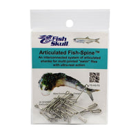 Fish Skull Articulated Fish Spines - Pacific Fly Fishers