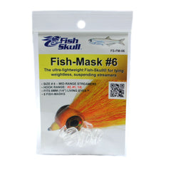 Fish Skull Fish Mask - Pacific Fly Fishers