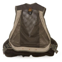 Fishpond Flint Hills Vest - Clay back