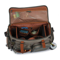 Fishpond Green River Gear Bag Open - Pacific Fly Fishers