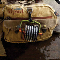 Fishpond Headgate Tippet Holder - On Bag