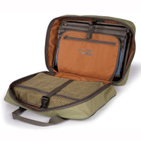 Fishpond Tomahawk Fly Tying Kit Bag Open - Pacific Fly Fishers