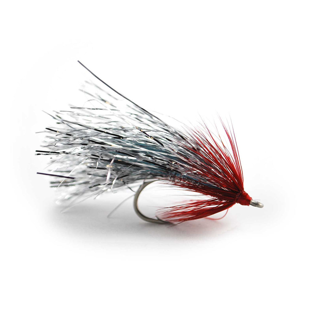 Flash Fly - Silver - Pacific Fly Fishers
