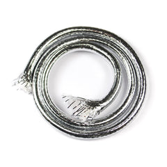 Flashabou Tubing - Gold & Silver - Pacific Fly Fishers