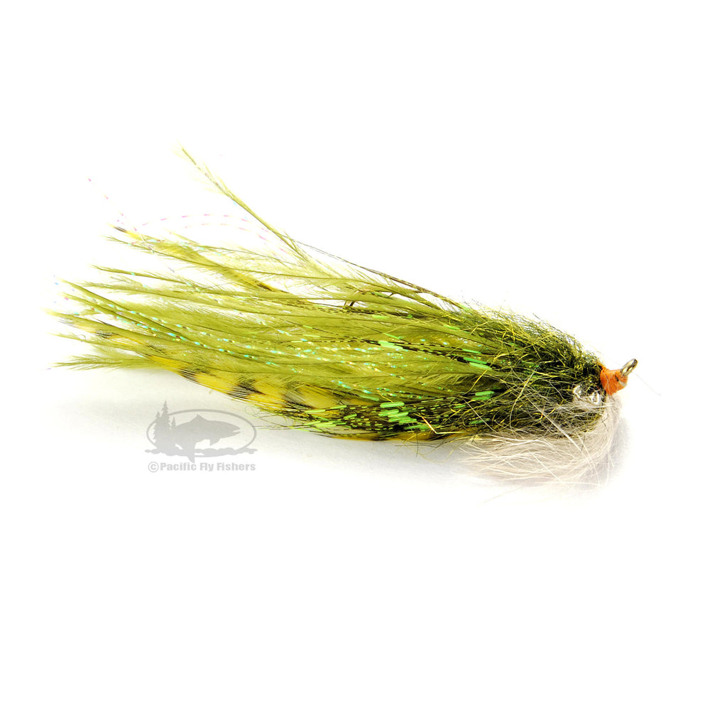 Flesh Eating Sculpin - Olive - Streamers - Fly Fishing Flies