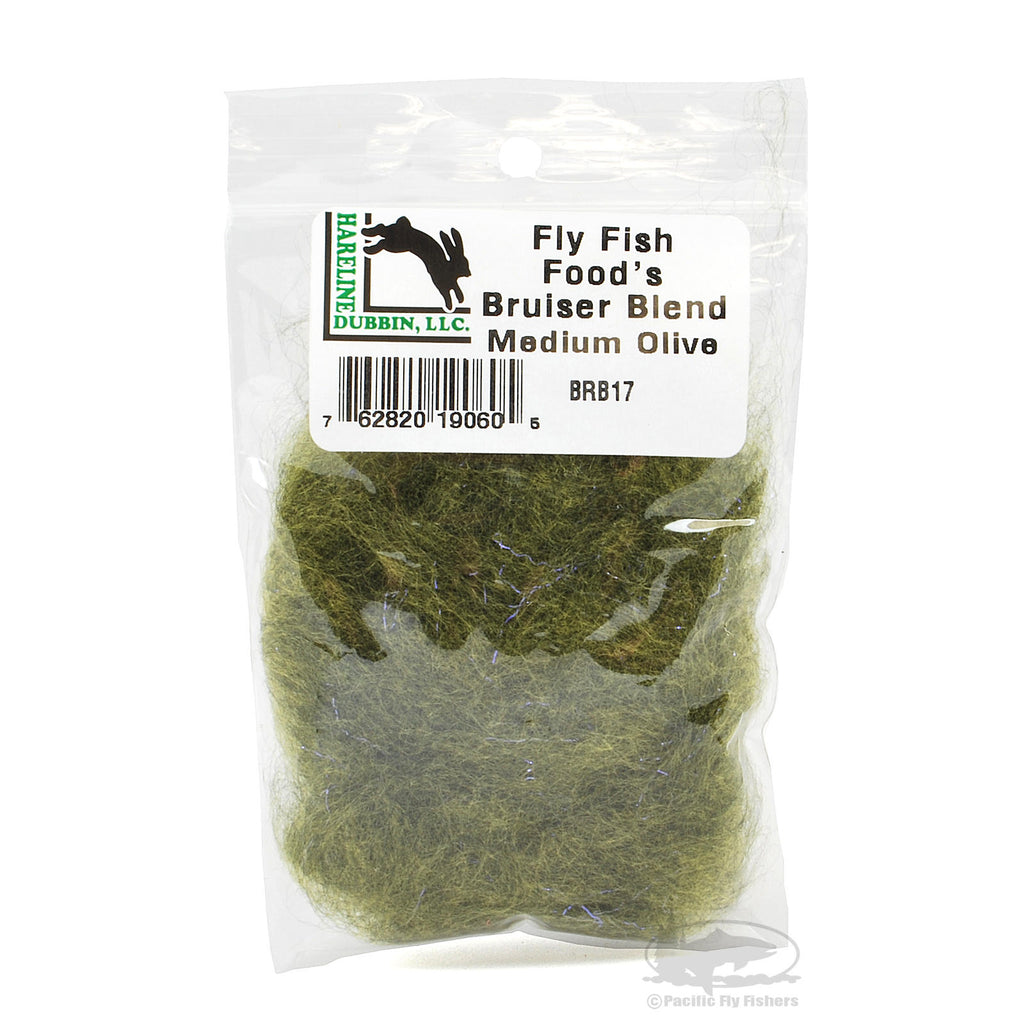 Fly Fish Food's Bruiser Blend Dubbing - Fly Tying Materials