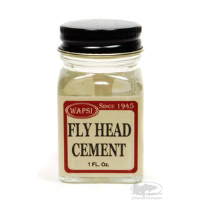 Fly Tying Head Cement - Pacific Fly Fishers