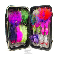 Fly Selection - Silver Salmon