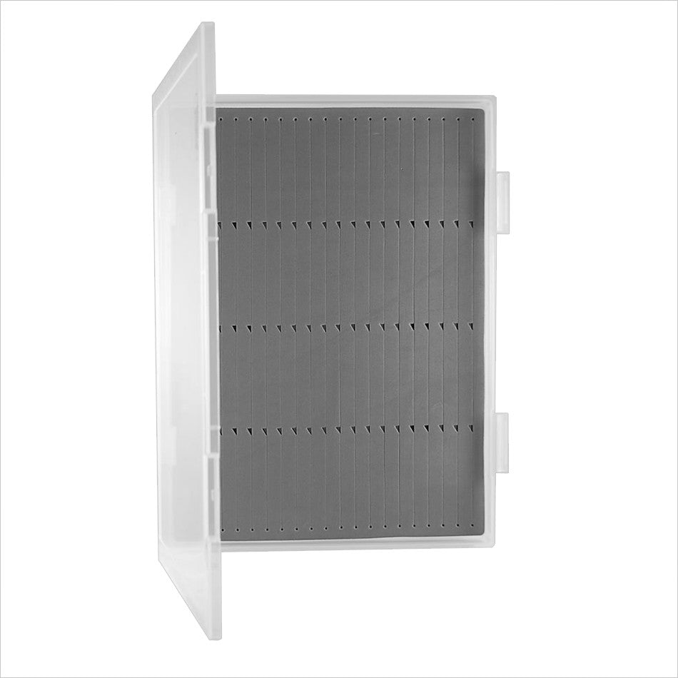 Anglers Image Magnum Ultra-Thin Fly Box - 60 Slits - Pacific Fly Fishers