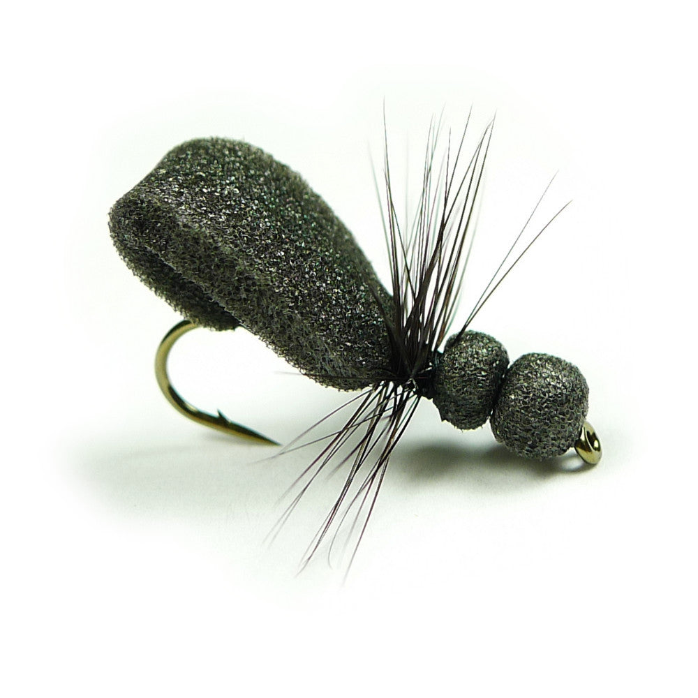 Foam Ant - Black - Pacific Fly Fishers