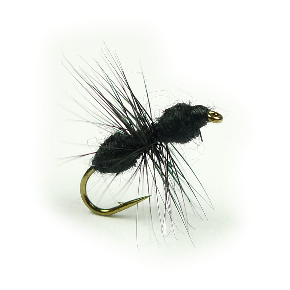 Fur Ant - Black - Pacific Fly Fishers