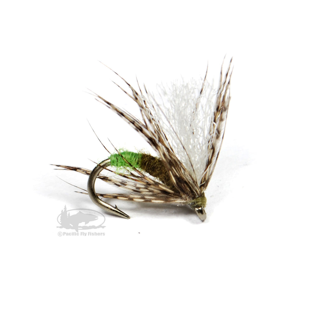 Galloup's Downed Caddis - Kelly Galloup - Egg Laying Caddis
