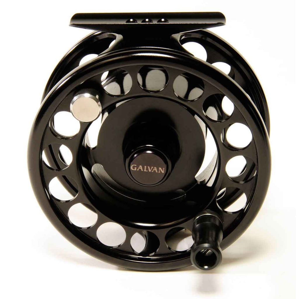 Galvan Rush LT Fly Reel - Black