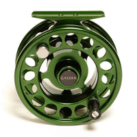 Galvan Rush LT Fly Reel - Green