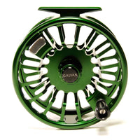 Galvan Torque Fly Fishing Reel - Green