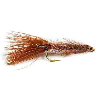 Goat Leech - Canadian Brown - Pacific Fly Fishers