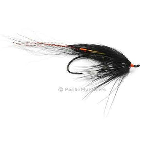 GP Spey - Black - Pacific Fly Fishers
