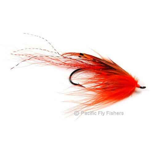 GP Spey - Orange - Pacific Fly Fishers