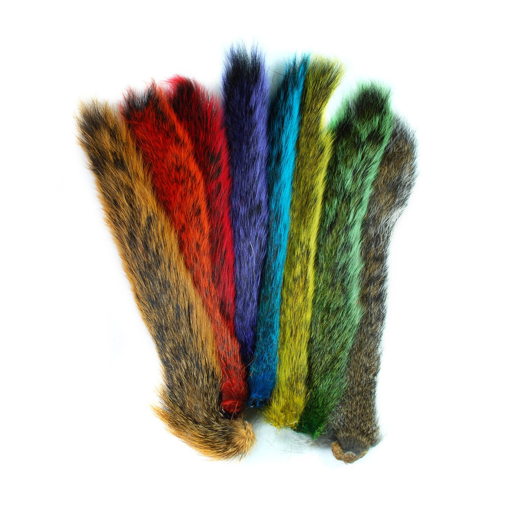 Gray Squirrel Tail - Pacific Fly Fishers