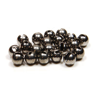 HANÁK Competition Tungsten Beads - Round+ - Black Nickel