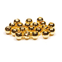 HANÁK Competition Tungsten Beads - Round+ - Gold