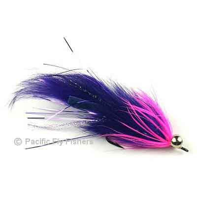 Hare Ball Leech - Aleutian Queen - Pacific Fly Fishers