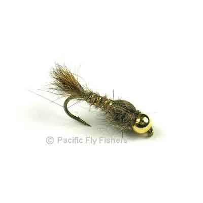 Hare's Ear - Bead Head - Pacific Fly Fishers