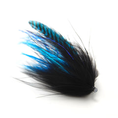 Hartwick's Hoser - Black & Blue - Pacific Fly Fishers