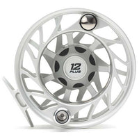 Hatch Gen 2 Finatic Large Arbor Reel - 12 Plus - Clear Black