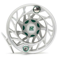Hatch Gen 2 Finatic Large Arbor Reel - 12 Plus - Clear Green