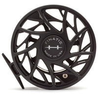 Hatch Gen 2 Finatic Reels - 12 Plus - Mid Arbor - Black