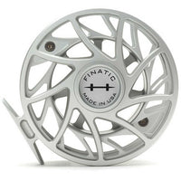 Hatch Gen 2 Finatic Reels - 12 Plus - Mid Arbor - Clear Black