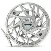 Hatch Gen 2 Finatic Reels - 12 Plus - Mid Arbor - Clear Green