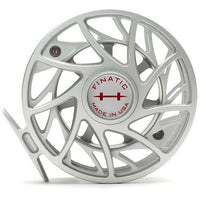 Hatch Gen 2 Finatic Reels - 12 Plus - Mid Arbor - Clear Red