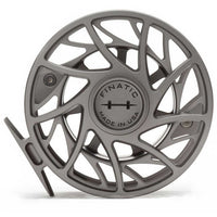 Hatch Gen 2 Finatic Reels - 12 Plus - Mid Arbor - Gray