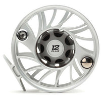 Hatch Gen 2 Finatic Fly Reels - Mid Arbor - 12 Plus - Clear Black