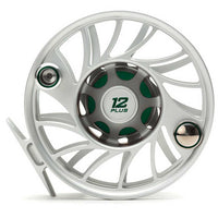 Hatch Gen 2 Finatic Fly Reels - Mid Arbor - 12 Plus - Clear Green