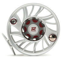 Hatch Gen 2 Finatic Fly Reels - Mid Arbor - 12 Plus - Clear Red