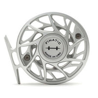 Hatch Gen 2 Finatic Reels- 4 Plus - Clear/Black - Back