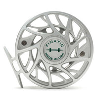 Hatch Finatic Gen 2 Fly Reels - 7 Plus - Clear/Green