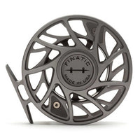 Hatch Finatic Gen 2 Fly Reels - 7 Plus - Gray/Black