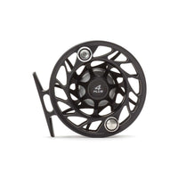 Hatch Gen 2 4 Plus Finatic Large Arbor Reel - Black / Silver