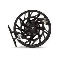 Hatch Gen 2 7 Plus Finatic Large Arbor Reel - Black / Silver