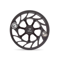 Hatch Gen 2 7 Plus Finatic Large Arbor Spool - Black / Silver