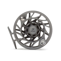 Hatch Gen 2 7 Plus Finatic Large Arbor Reel - Gray / Black