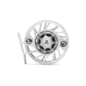 Hatch Gen 2 3 Plus Finatic Mid Arbor Reel - Clear / Black