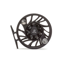 Hatch Gen 2 5 Plus Finatic Mid Arbor Reel - Black / Silver
