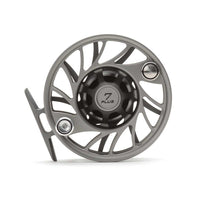Hatch Gen 2 7 Plus Finatic Mid Arbor Reel - Gray / Black