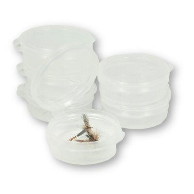 Hinged Lid Containers - 6 pk.